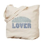Hummingbird Lover Bird Love Tote Bag