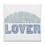 Hummingbird Lover Bird Love Tile Coaster