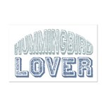Hummingbird Lover Bird Love Mini Poster Print