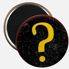 Question Mark Key Magnets