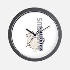 Stamp Wall Clock