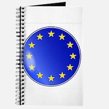 EU Button Journal