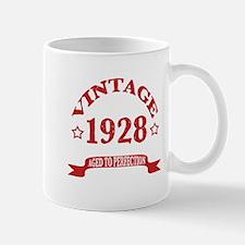 Vintage 1928 Aged to Perfection Mug