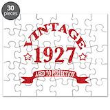 1927 Puzzles