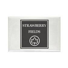 Strawberry Fields, NYC - USA Rectangle Magnet