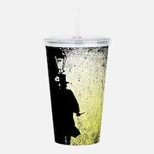 Ripper Grunge Acrylic Double-wall Tumbler