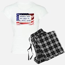 America does not need to be Pajamas
