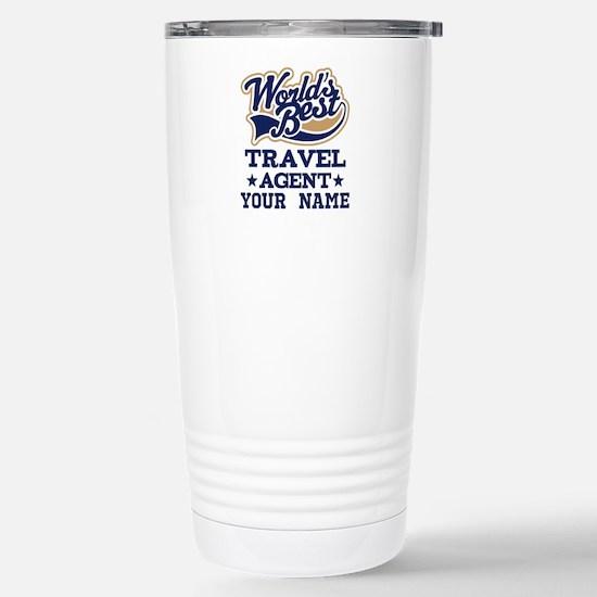 Travel Agent Custom Gift Mugs