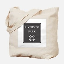 Riverside Park, NYC - USA Tote Bag