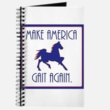 GAITED HORSE - Make America Gait Again Journal