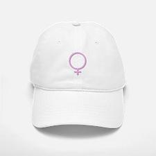 Femininity Sign Baseball Baseball Cap