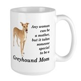Greyhound Large Mugs (15 oz)