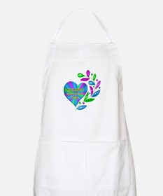 Quilting Happy Heart Apron