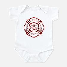 Firefighter Infant Bodysuit