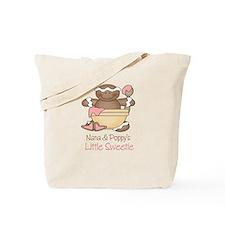 Nana & Poppy's Sweetie XMAS Tote Bag