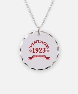 Vintage 1923 Aged to Perfect Necklace