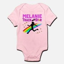 PERSONALIZE RUNNER Infant Bodysuit