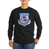 144th fighter wing Long Sleeve T Shirts