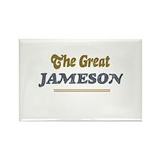 Jameson Rectangle Magnet