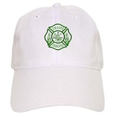 Irish Firefighter Baseball Cap