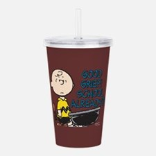 Charlie Brown - Good G Acrylic Double-wall Tumbler