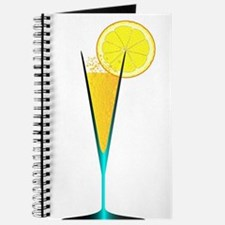 With Ice And Lemon Journal