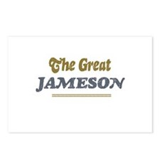 Jameson Postcards (Package of 8)