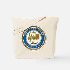 Houston City Seal Tote Bag