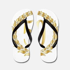 50th Anniversary Flip Flops