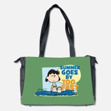 Summer Goes By Too Fast Diaper Bag