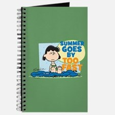 Summer Goes By Too Fast Journal