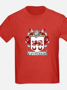 Cavanaugh Coat of Arms T