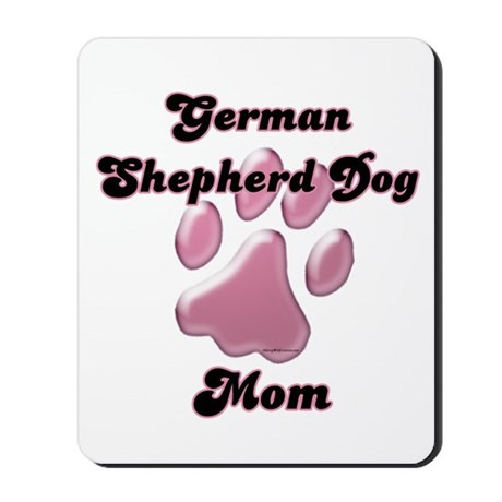 GSD Mom3 Mousepad