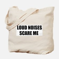 Loud Noises Tote Bag