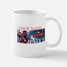 Team Iron Man Justice Personalizable Mug