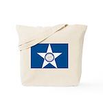 Houston Flag Tote Bag