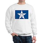 Houston Flag Sweatshirt