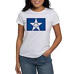 Houston Flag Women's T-Shirt