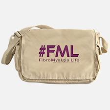 FibroMyalgia Life Messenger Bag