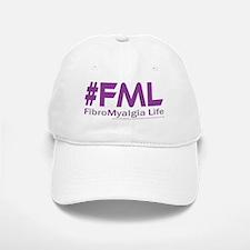 FibroMyalgia Life Baseball Baseball Cap