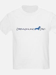 W. Doxie Dad T-Shirt