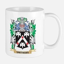 Smithers Coat of Arms - Family Crest Mugs