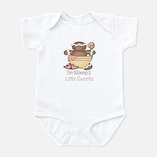 Nonno's Sweetie Christmas Infant Bodysuit