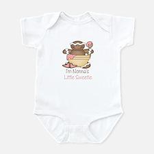 Nonna's Sweetie Christmas Infant Bodysuit
