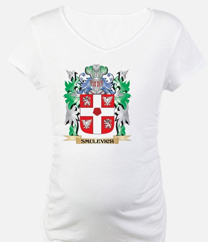 Smulevich Coat of Arms - Family Shirt