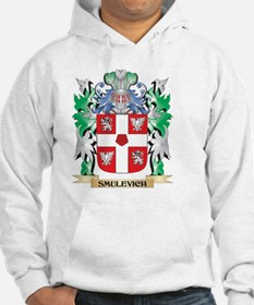 Smulevich Coat of Arms - Family Hoodie