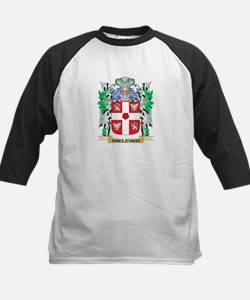 Smulevich Coat of Arms - Family Cr Baseball Jersey