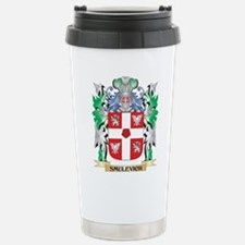 Smulevich Coat of Arms Stainless Steel Travel Mug