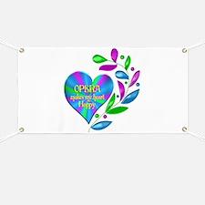 Opera Happy Heart Banner