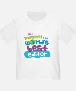 Editor Gift for Kids T